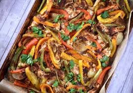 cuisine a composer composer sa cuisine easy chicken fajitas 2 weight watchers smart