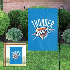 Alabama Yard Flag Oklahoma City Thunder Premium Garden Flag