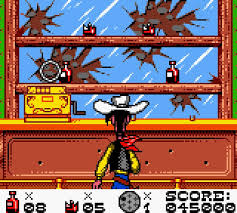 lucky luke gameboy color review