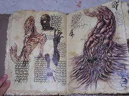 necronomicon ex mortis the book of the dead 17 steps with