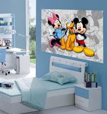 deco mickey chambre décoration murale chambre bébé disney frais mickey minnie dã