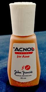 Obat Jerawat Acnol let me say my of review acnol lotion by francis