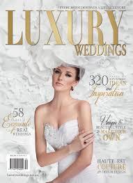 wedding magazines luxury weddings magazine on sale