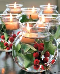 Wedding Table Decorations Ideas Top Christmas Candle Decorations Ideas Table Decoration Ideas For