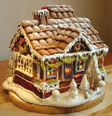 38 simple inspiring gingerbread house ideas snappy pixels
