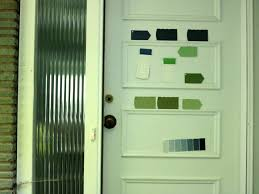 painting your front door the easy way the diy village uncategorized how to paint a door within awesome painting a flat