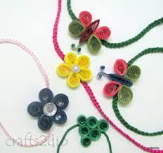 quilled rakhis from sanskruti art u0026 crafts u0027 u0027quilly quill
