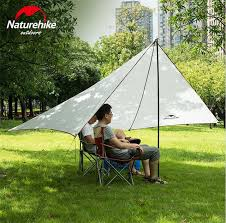 bbq tent naturehike portable shades outdoor tent cing 3 4 person large