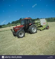 round baler tractor stock photos u0026 round baler tractor stock