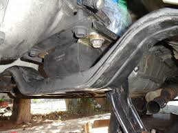 prothane mustang transmission mount 6 1604 bl 79 95 v8 96 98 v6
