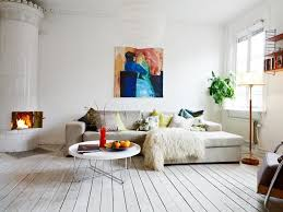 Painted Wood Floor Ideas Apartment The Inspiring Ideas For Modern Apartment Design Trendy