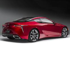 lexus lc rivals discover the new lexus lc500 u2013 totally car news