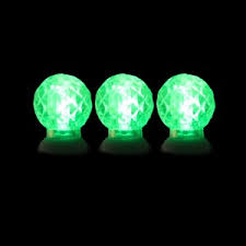 g12 green led lights