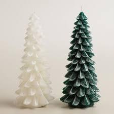 frosted christmas tree frosted christmas tree candle world market