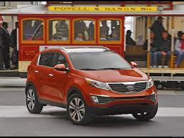 Roof Bars For Kia Sportage 2012 by 2012 Kia Sportage Caricos Com