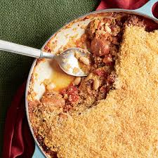 faux cassoulet recipe myrecipes