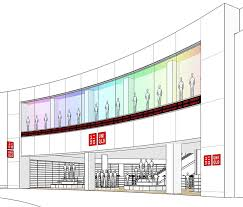 uniqlo announces 1st canadian store opening dates with renderings