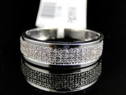 mens diamond wedding band mens wedding band white gold criolla brithday wedding men s