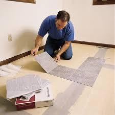 Installing Vinyl Flooring U2013 Modern House