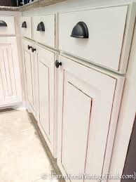 diy painting kitchen cabinets antique white kitchen cabinet refacing on a budget farm fresh vintage