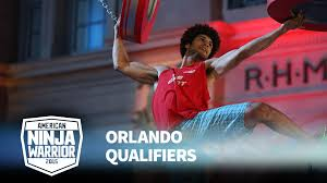 jon alexis jr at 2015 orlando qualifiers american ninja warrior