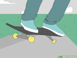 how to skateboard with pictures wikihow