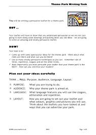 ks3 argument and persuasive writing teachit english