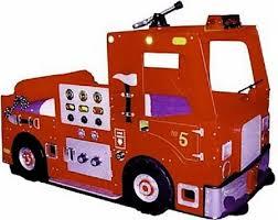 fire truck bed design dazzle