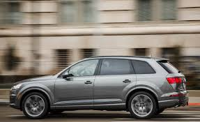 lexus v8 fuel economy 2017 audi q7 in depth model review car and driver
