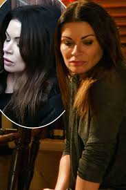 coronation street hair transplants carla connor what is wrong with the coronation street character