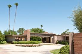 onetime frank sinatra party pad for sale in chatsworth relive hollywood history at the twin palms estate luxury retreats