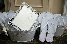 flip flop wedding favors favors gifts photos shoe sign inside weddings