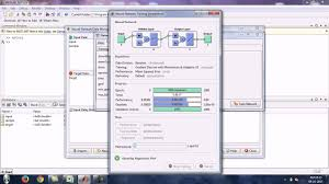 artificial neural network using matlab neural network