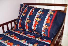 superb floor mattress and monster truck toddler bedding plus large