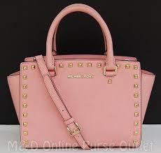 light pink michael kors bag michael kors bag on the hunt