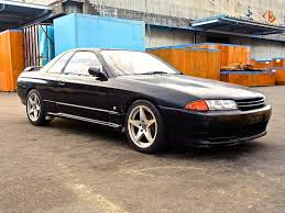 nissan skyline new era for sale 1990 nissan skyline gts t type m japan auction purchase review