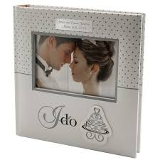 personalized wedding photo album do personalized white wedding album