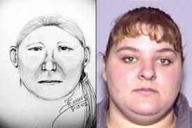 police sketches versus mug shots neatorama