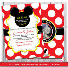 mickey mouse baby shower invitations mickey mouse baby shower invitations unique mickey mouse