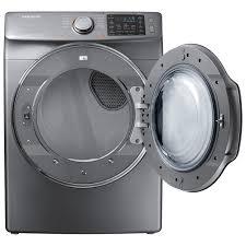 samsung 7 5 cu ft gas steam dryer dv42h5200gp platinum