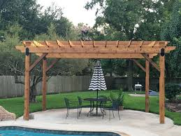 diy garage pergola tags fabulous pergola blueprints free amazing