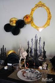party central halloween doodlecraft victorian halloween tablescape