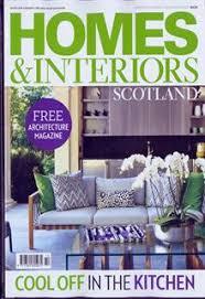 homes and interiors scotland homes and interiors scotland magazine subscription buy at