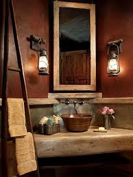 Rustic Bathroom Decorating Ideas Rustic Bathroom Ideas