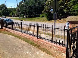 Decorative Wrought Iron Railings Akridge Fence Custom Wrought Iron Fences Decorative Iron