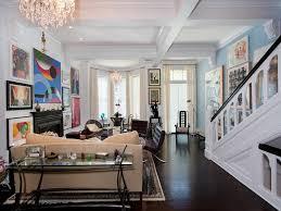Brownstone New York Interior Image Gallery HCPR - Brownstone interior design ideas