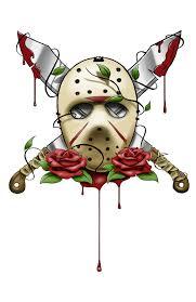 jason voorhees mask by artisticrender on deviantart