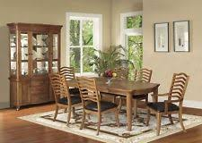 Traditional Dining Room Set Maple Traditional Dining Furniture Sets Ebay