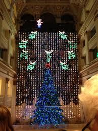philadelphia macy u0027s christmas light show her philly