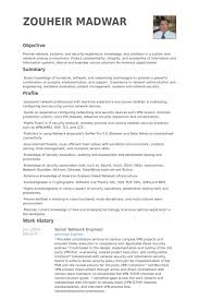 American Resume Examples by Senior Network Engineer Resume Samples Visualcv Resume Samples